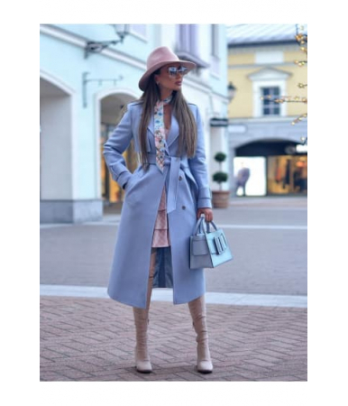 Пальто кашемировое LORRENA