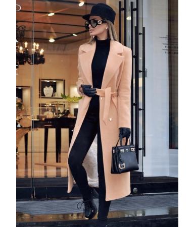Пальто кашемировое DAWNA