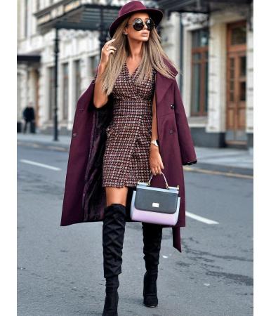 Пальто кашемировое Denise